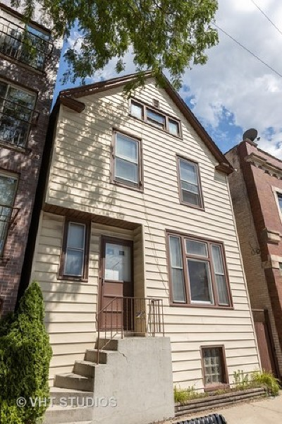 Ravenswood Single Family Home For Sale: 4503 North Western Avenue