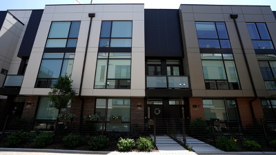 Chicago Condo/Townhouse New: 1918 North Campbell Avenue #B