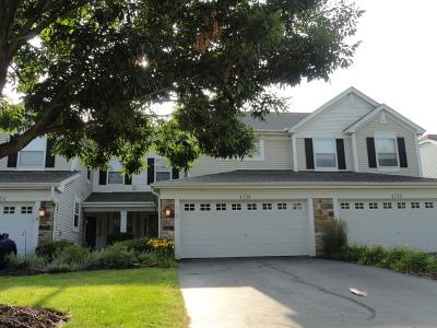 Island Lake Condo/Townhouse For Sale: 4336 Waters Edge Drive