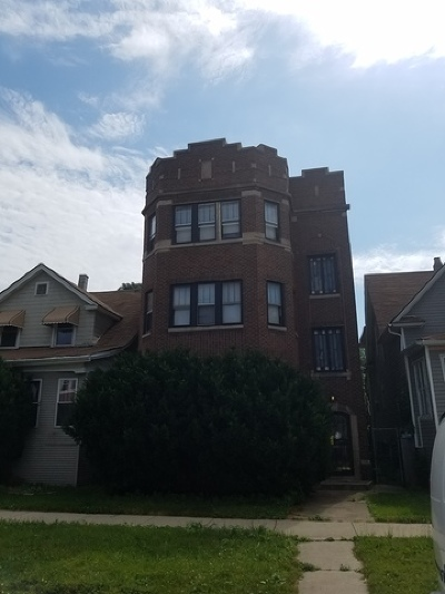 Chicago Multi Family Home New: 7815 South Burnham Avenue