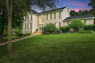 Algonquin Single Family Home For Sale: 13 Longwood Court