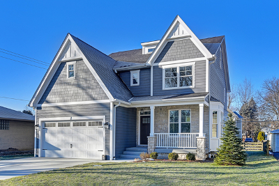 Hinsdale Single Family Home For Sale: 516 Justina Street
