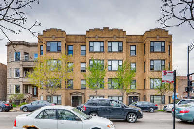 Chicago Multi Family Home New: 3205 West Division Street