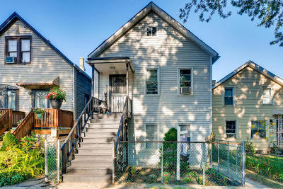 Chicago Multi Family Home New: 3817 South Wolcott Avenue