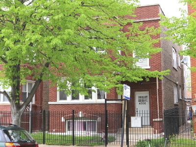Chicago Multi Family Home New: 4306 West Iowa Street
