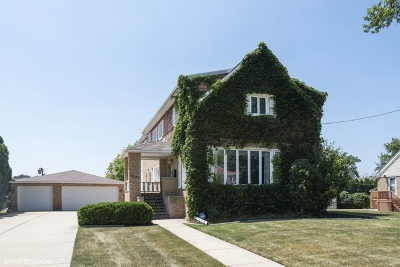 Chicago Single Family Home New: 5530 North Canfield Avenue