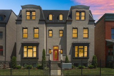 Chicago Condo/Townhouse New: 4405 South Lake Park Avenue #1