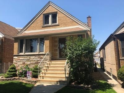 Chicago Single Family Home New: 5524 South Natoma Avenue