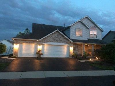 Lockport Single Family Home For Sale: 16525 West Split Rail Drive