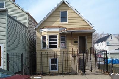 Chicago Single Family Home New: 9542 South Avenue M Avenue