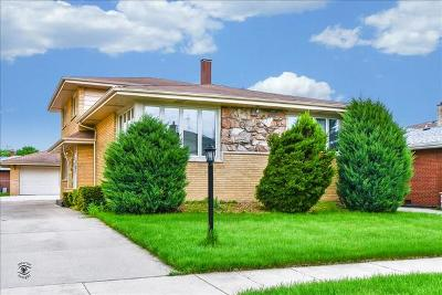 Evergreen Park IL Single Family Home New: $309,900