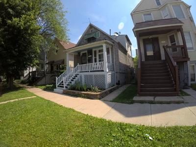 Chicago Single Family Home New: 7153 South Sangamon Street