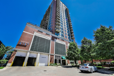 Chicago Condo/Townhouse New: 1717 South Prairie Avenue #1401
