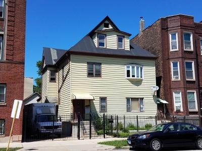 Chicago Multi Family Home New: 2846 East 91st Street