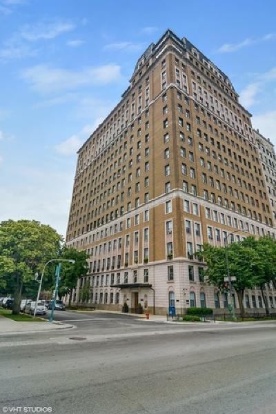 Chicago Condo/Townhouse New: 3500 North Lake Shore Drive #2C