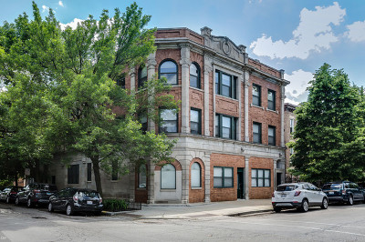 Chicago Condo/Townhouse New: 650 North Wood Street #1N