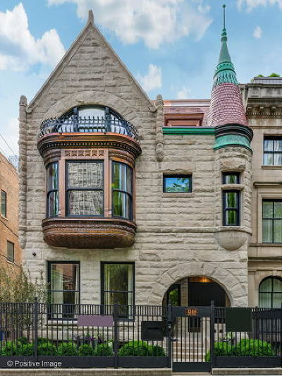 Single Family Home For Sale: 1246 North Astor Street