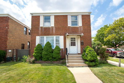 Chicago Single Family Home New: 5200 South Avers Avenue