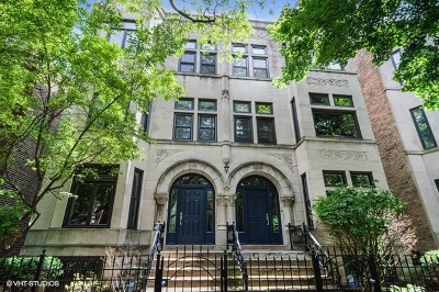 Chicago Condo/Townhouse New: 2229 North Seminary Avenue #1