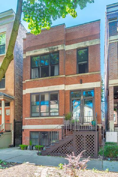 Chicago Condo/Townhouse New: 918 North Winchester Avenue #2
