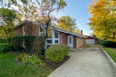 Wilmette Single Family Home For Sale: 3211 Wilmette Avenue