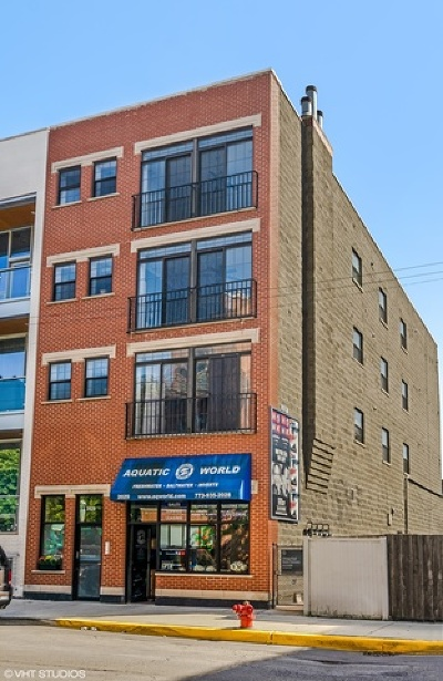 Condo/Townhouse For Sale: 2029 West Belmont Avenue #4