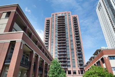 Condo/Townhouse For Sale: 330 North Jefferson Street #1702