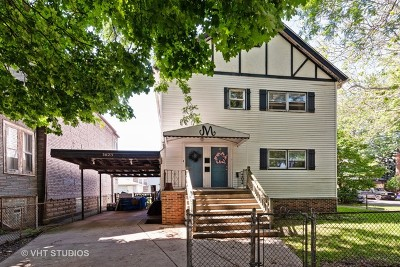 Multi Family Home For Sale: 1623 West Byron Street