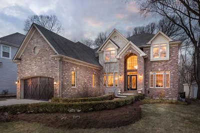 Naperville Single Family Home For Sale: 909 Douglas Avenue