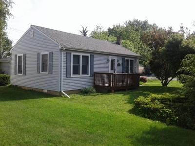 Crystal Lake Single Family Home Price Change: 1324 Thornwood Lane