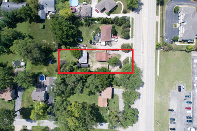 Palos Hills Residential Lots & Land For Sale: 7343 West 103rd Street