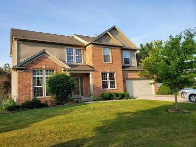 Streamwood Single Family Home For Sale: 3 Orchid Court