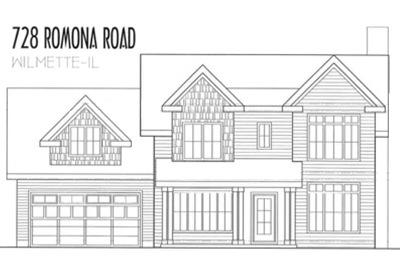Wilmette Single Family Home For Sale: 728 Romona Road