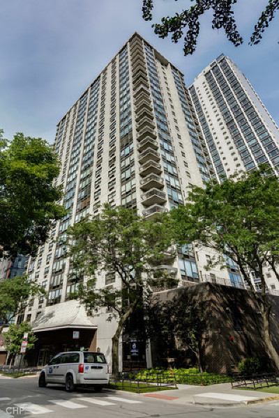 Condo/Townhouse New: 1313 North Ritchie Court #2601