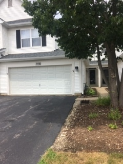 Bartlett Condo/Townhouse Price Change: 1238 Spaulding Road #A