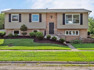 Hanover Park Single Family Home New: 880 Dartmouth Court North