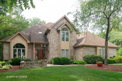 West Chicago Single Family Home For Sale: 490 Saint Andrews Court