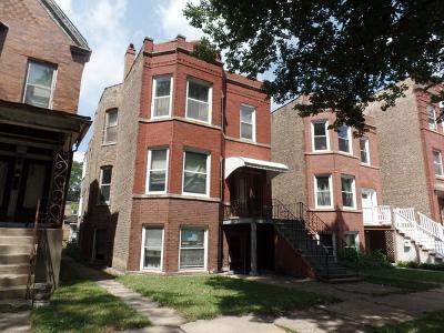 Multi Family Home For Sale: 3242 North Hamlin Avenue