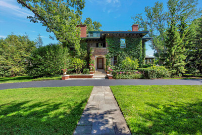 Evanston Single Family Home For Sale: 2878 Sheridan Place
