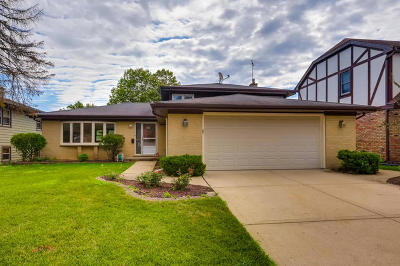 Elk Grove Village Single Family Home For Sale: 465 Charles Drive
