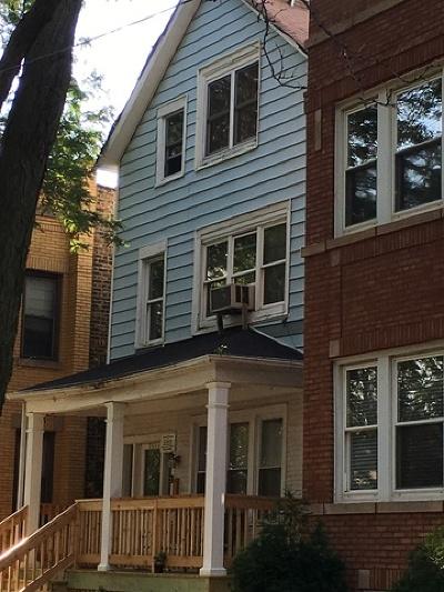 Multi Family Home For Sale: 2444 West Dakin Street
