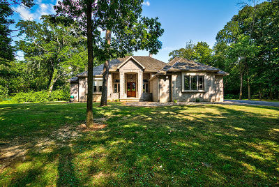 Clinton Single Family Home For Sale: 3190 Deerfield Road