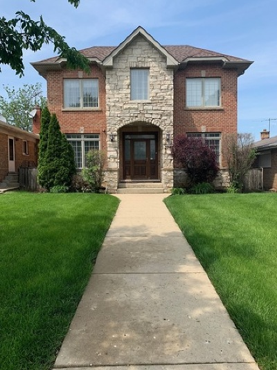 Skokie Single Family Home For Sale: 3944 Fargo Avenue