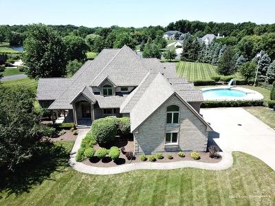 Batavia Single Family Home For Sale: 1s802 Grove Hill Drive