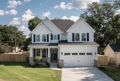 Single Family Home Price Change: 922 Wakeman Avenue