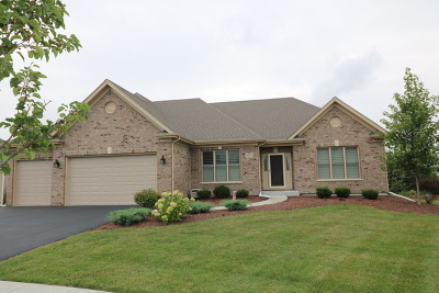 Single Family Home For Sale: 3038 E Francis Circle