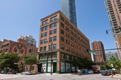 Condo/Townhouse For Sale: 900 South Wabash Avenue #402