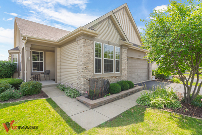 Crest Hill Single Family Home Contingent: 16541 Serene Lake Way
