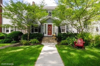 Single Family Home For Sale: 3025 Park Place