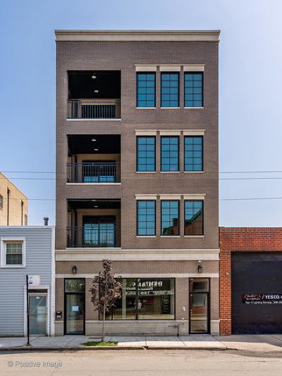 Condo/Townhouse For Sale: 2309 West Belmont Avenue #2